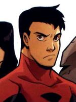 Julian Keller (Earth-5631) Wolverine and Power Pack Vol 1 2