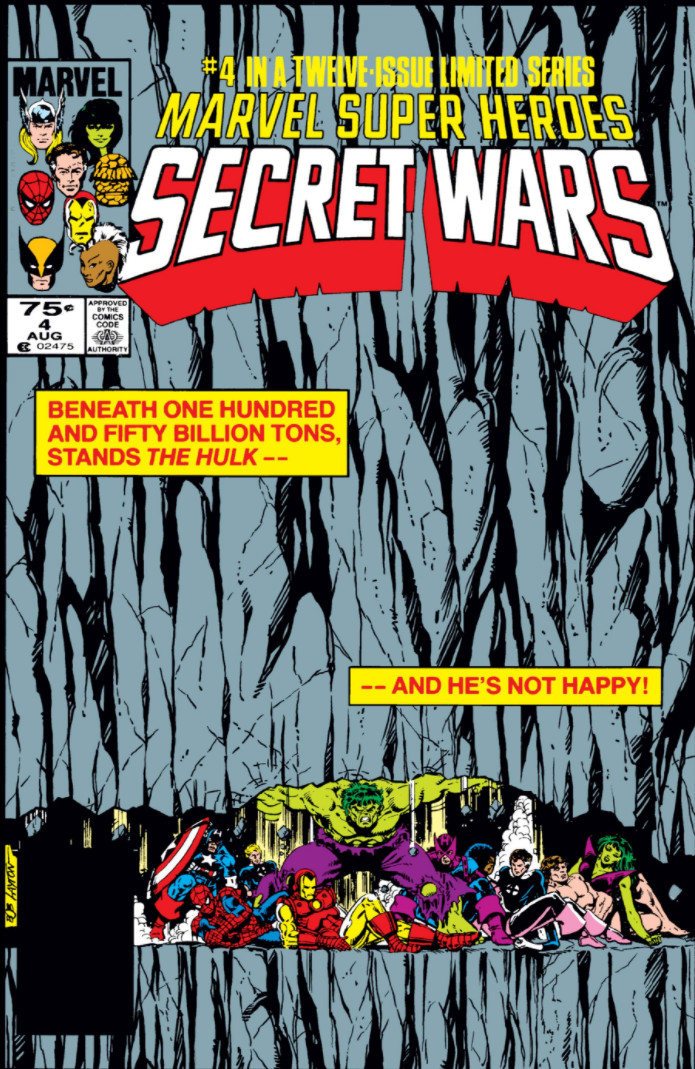 secret wars comics pdf
