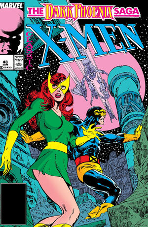 Classic X-Men Vol 1 43