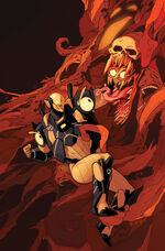 New Mutants Vol 3 40 Textless