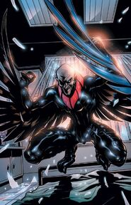 Adrian Toomes (Earth-616) from Marvel Knights Spider-Man Vol 1 3 001