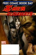 Free Comic Book Day Vol 2006 X-Men Runaways