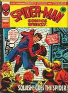 Spider-Man Comics Weekly Vol 1 150