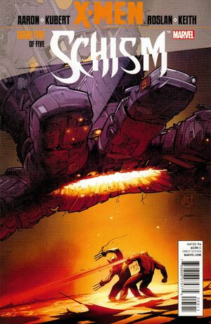X-Men Schism Vol 1 5