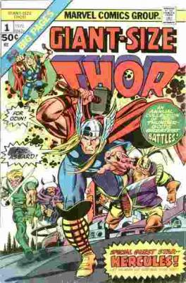 Giant-Size Thor Vol 1 1