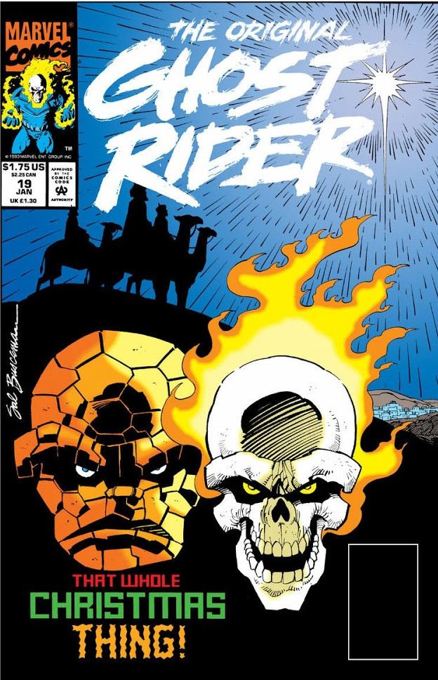 Original Ghost Rider Vol 1 19