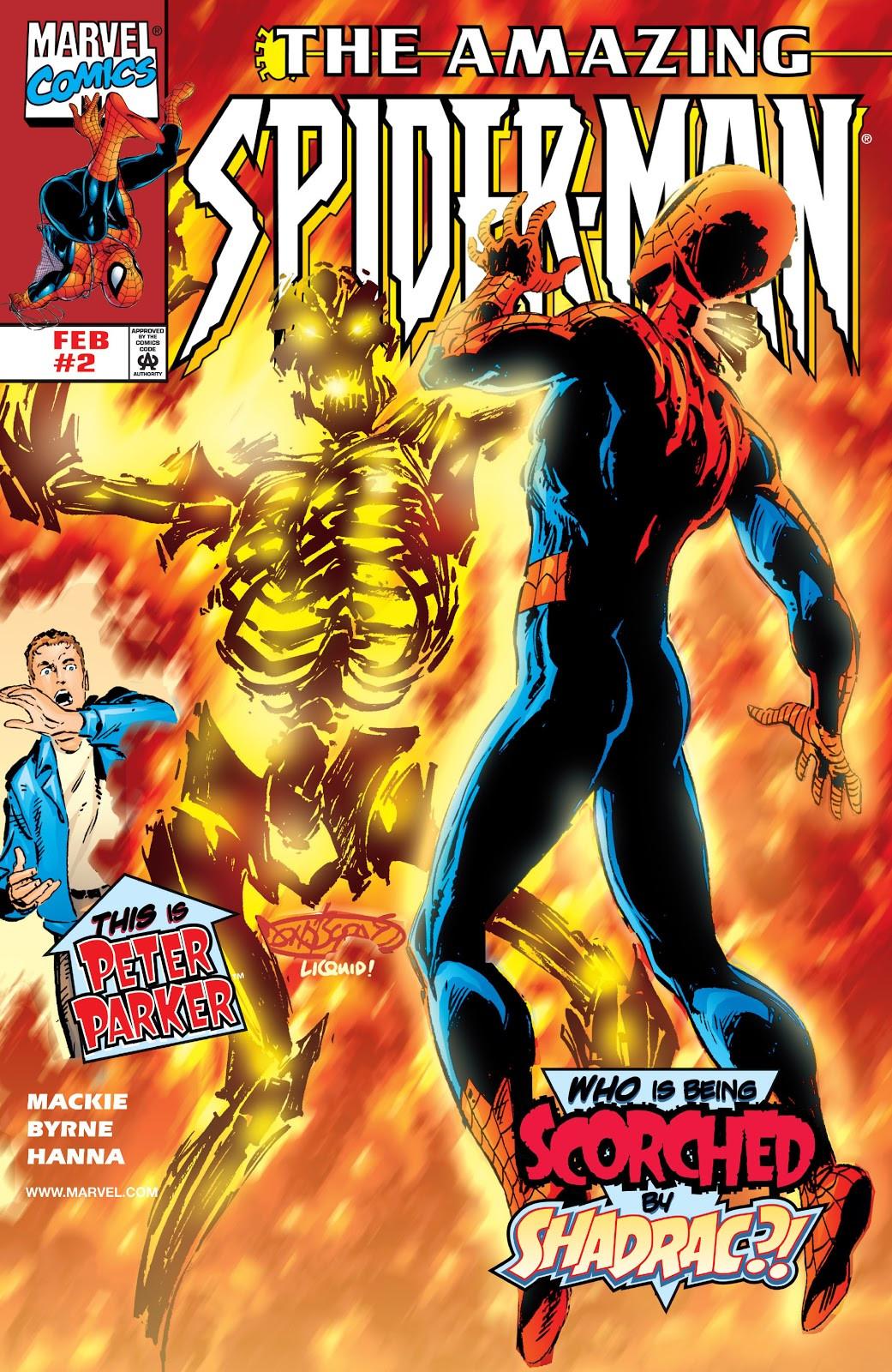 Amazing Spider-Man Vol 2 2