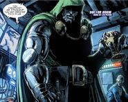 Victor von Doom (Earth-616) from Doomwar Vol 1 1 001