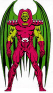 Annihilus (Earth-616) from Official Handbook of the Marvel Universe Master Edition Vol 1 14 0001