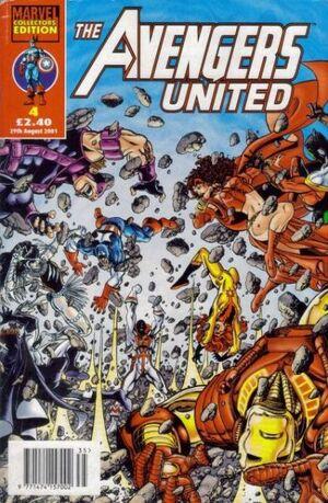 Avengers United Vol 1 4