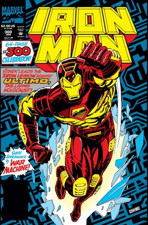 Iron Man Vol 1 300