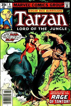 Tarzan Vol 1 6