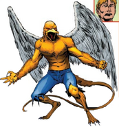 Gary Wilton, Jr. (Earth-616) from Avengers Roll Call Vol 1 1 0001