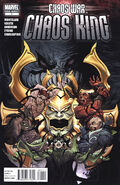 Chaos War Chaos King Vol 1 1