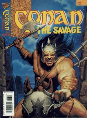 Conan the Savage Vol 1 6