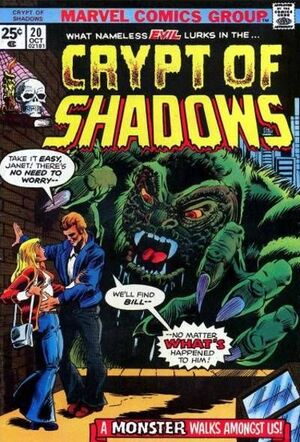 Crypt of Shadows Vol 1 20