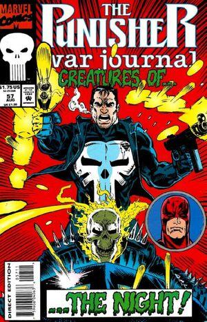 Punisher War Journal Vol 1 57