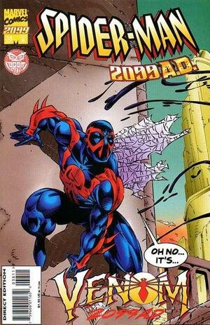 Spider-Man 2099 Vol 1 38