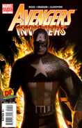 Avengers Invaders Vol 1 1 Variant Dynamic Forces