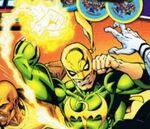 Daniel Rand (Earth-9411) Marvel Heroes (UK) Vol 1 32