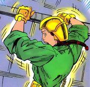 Uma (Earth-928) X-Men 2099 Vol 1 18
