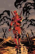 X-Men Battle of the Atom Vol 1 1 Deadpool Variant Textless