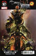 Darkness Wolverine Vol 1 1