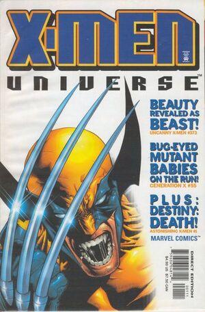 X-Men Universe Vol 1 1