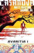 Casanova Avaritia Vol 1 1