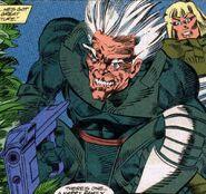 Kron Stone (Earth-928) Punisher 2099 Vol 1 1
