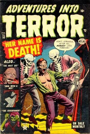 Adventures into Terror Vol 1 16