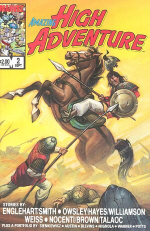 Amazing High Adventure Vol 1 2