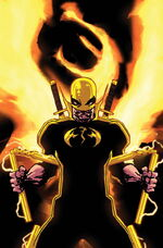 Iron Fist The Living Weapon Vol 1 10 Textless