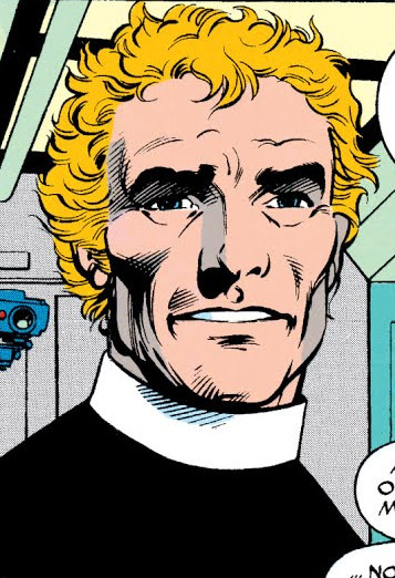 Nigel Orpington-Smythe (Earth-616) from Excalibur Vol 1 63 001
