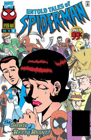 Untold Tales of Spider-Man Vol 1 12