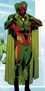Vision (Earth-616) from Uncanny Avengers Vol 2 3 001