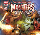 Monsters Unleashed Vol 2 2