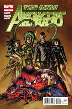 New Avengers Vol 2 19