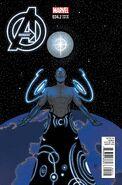 Avengers Vol 5 34.2 Araujo Variant