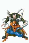Spider-Man Doctor Octopus Out of Reach Vol 1 1 Textless
