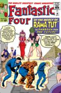 Fantastic Four Vol 1 19