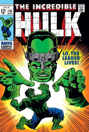 Incredible Hulk Vol 1 115