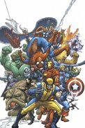 Marvel Team-Up Vol 3 1 Textless