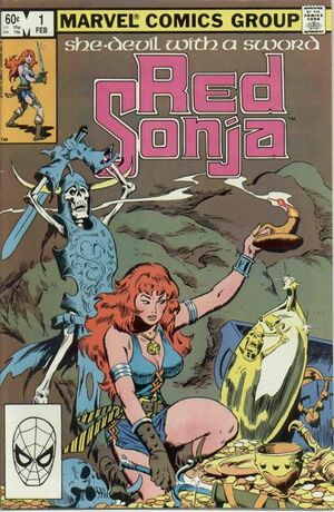 Red Sonja Vol 2 1