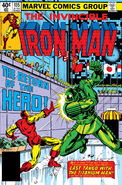 Iron Man Vol 1 135