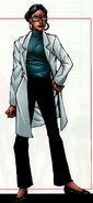 Kavita Rao (Earth-616) from X-Men Earth's Mutant Heroes Vol 1 1 0001
