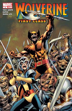 Wolverine First Class Vol 1 4