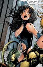 Black Mamba (Janis) (Earth-1610) from Ultimate Power Vol 1 1 0001