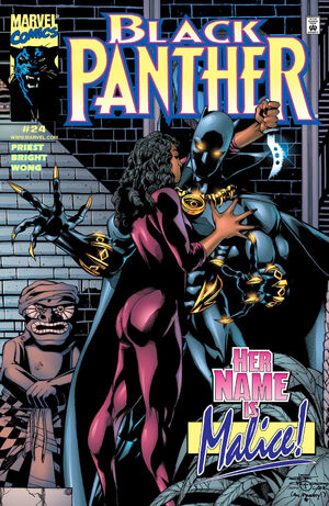 Black Panther Vol 3 24