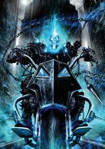 Ghost Rider Danny Ketch Vol 1 1 Textless